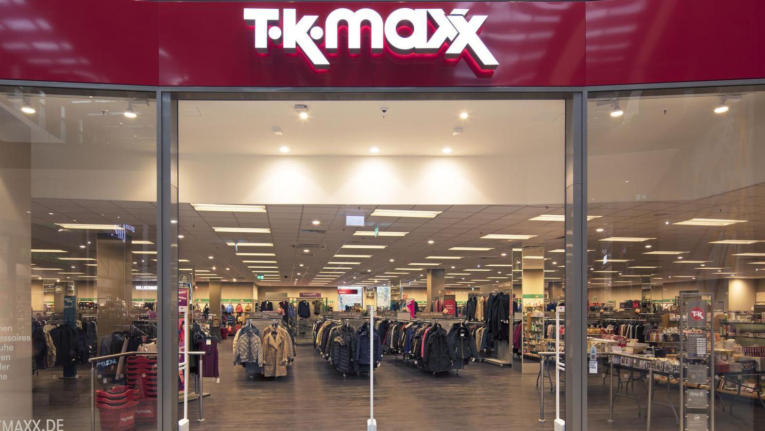 TK Maxx Emsgalerie Rheine YDyzz